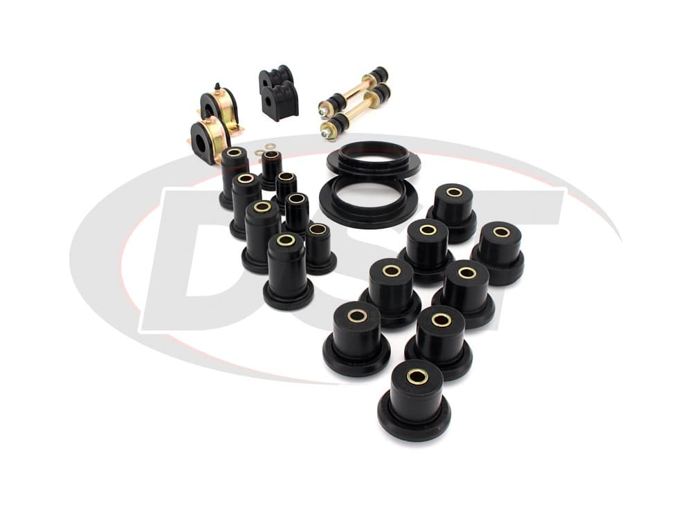 packagedeal073 Complete Suspension Bushing Kit - Ford and Mercury Models 92-97