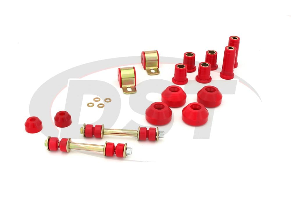 packagedeal074 Complete Suspension Bushing Kit - Ford and Mercury Models