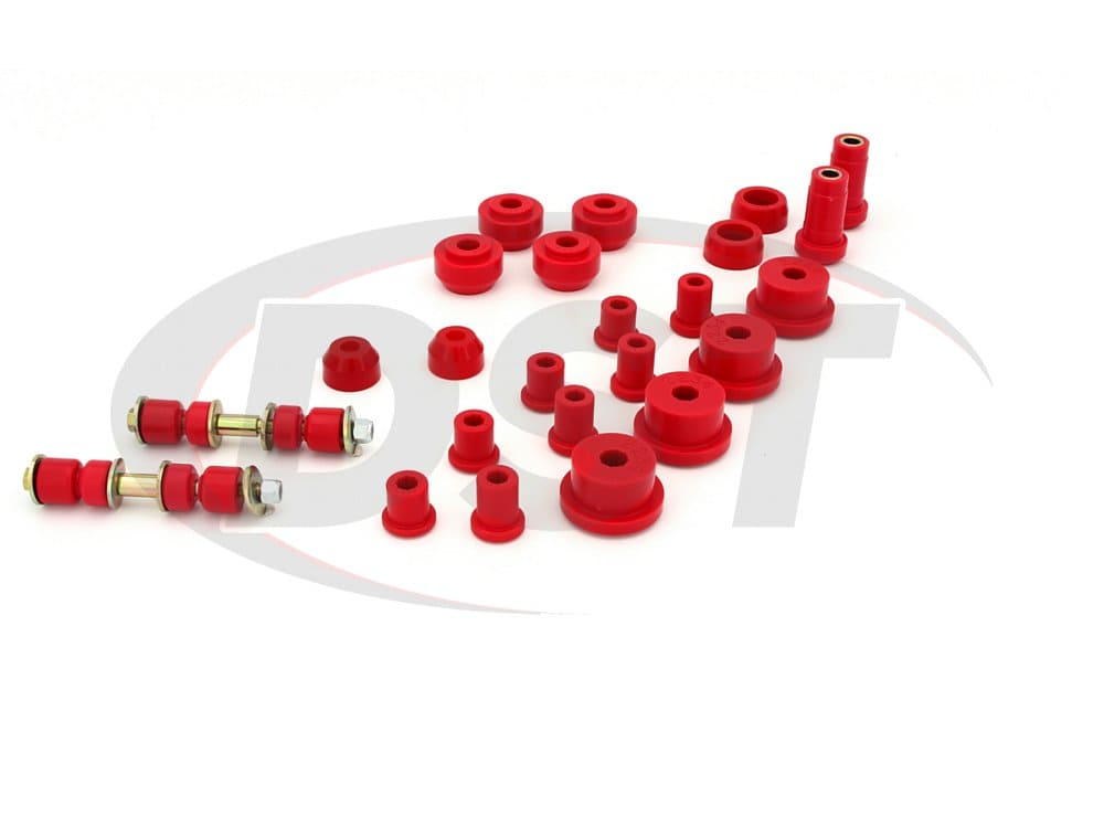 packagedeal076 Complete Suspension Bushing Kit - Ford Fairlane 62-65
