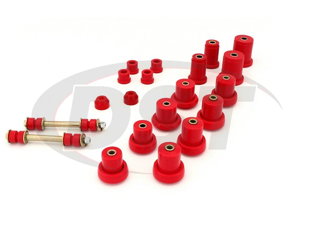 packagedeal077 Complete Suspension Bushing Kit - Ford Thunderbird/Mercury Cougar 87-88