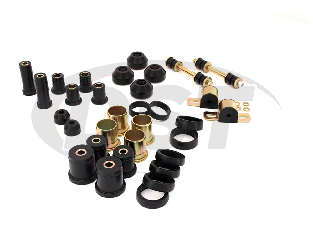 packagedeal079 Complete Suspension Bushing Kit - Ford Thunderbird 72-74