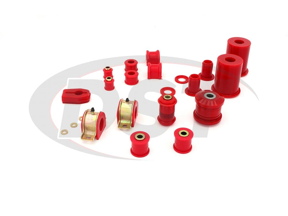 packagedeal080 Complete Suspension Bushing Kit - Ford Mustang 11-13