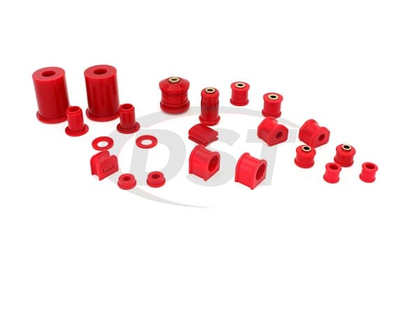 packagedeal081 Complete Suspension Bushing Kit - Ford Mustang 05-10