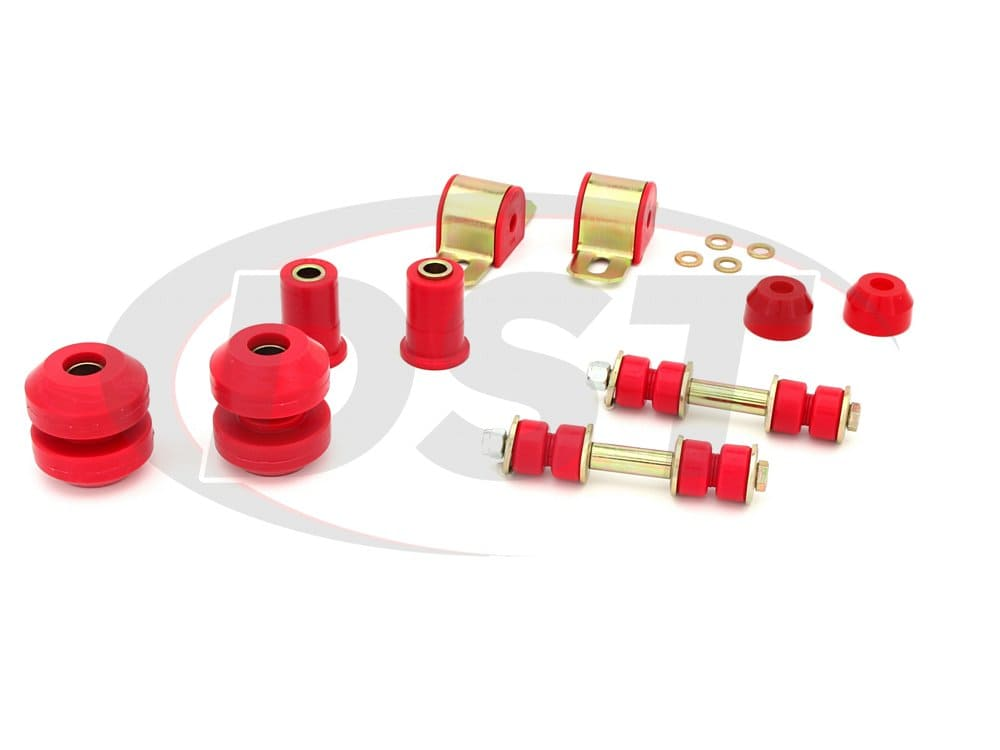 packagedeal084 Complete Suspension Bushing Kit - Mercury Comet 66-77