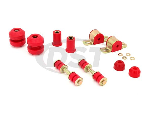Complete Suspension Bushing Kit - Mercury Comet 66-77