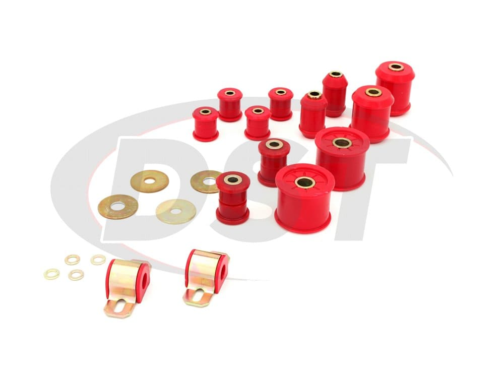 packagedeal086 Complete Suspension Bushing Kit - Mitsubishi Eclipse FWD 01-04