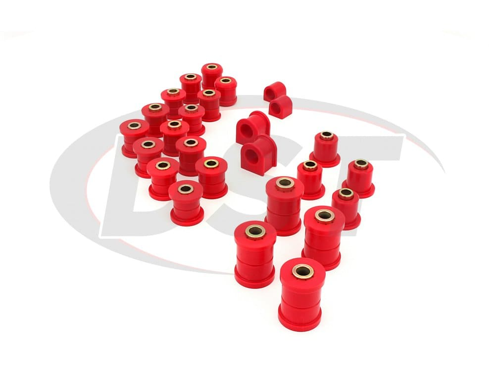 packagedeal097 Complete Suspension Bushing Kit - Toyota Supra 87-92
