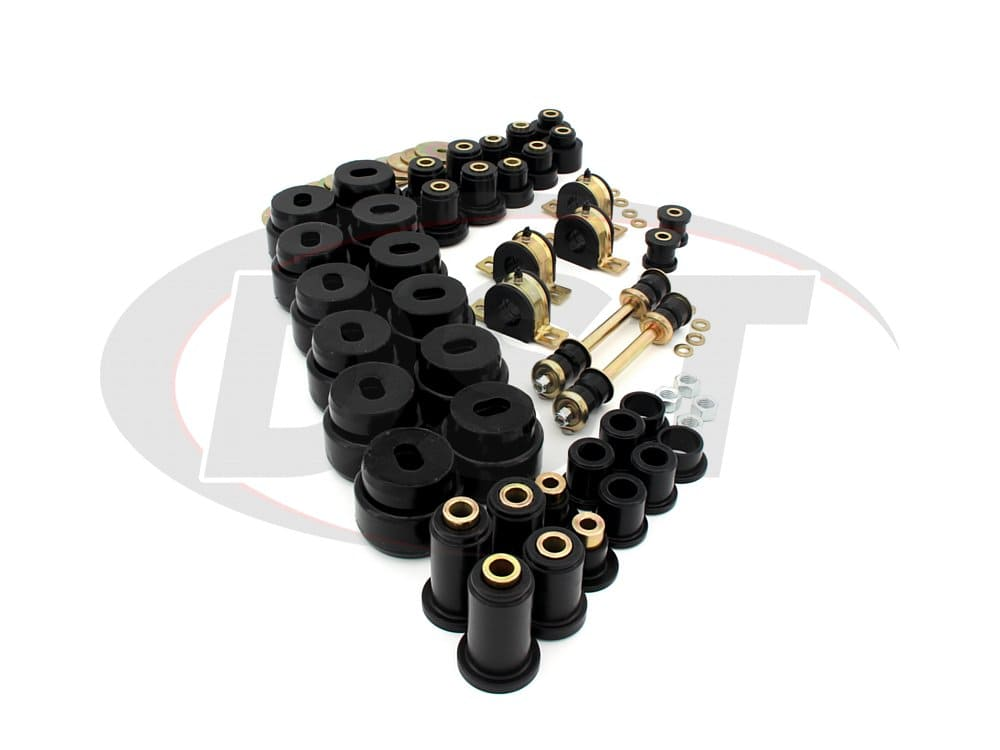 packagedeal101 Complete Suspension Bushing Kit - Cadillac/Chevy/GMC Models