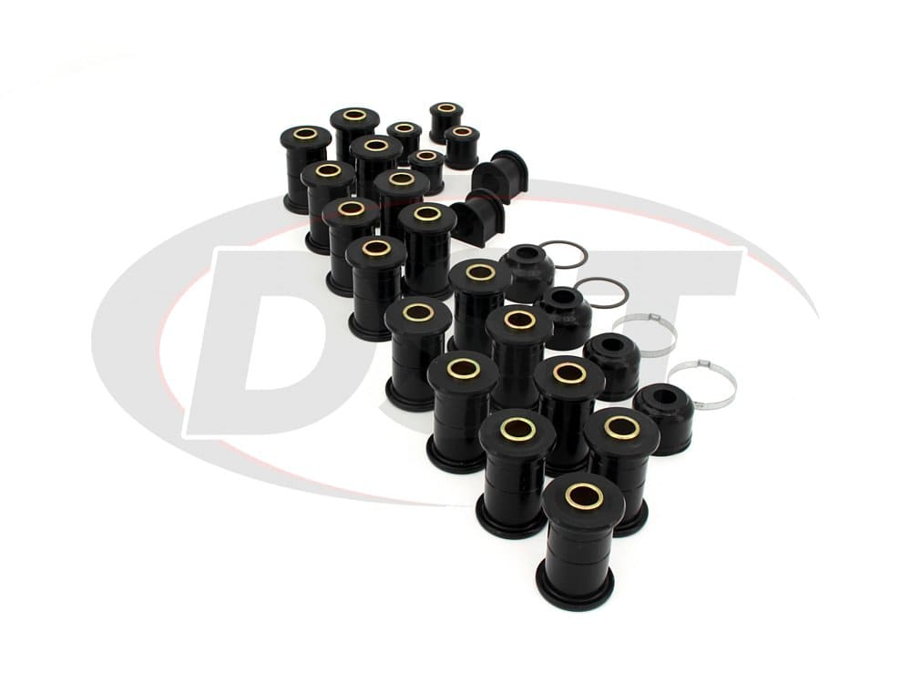 packagedeal103 Complete Suspension Bushing Kit - Hummer 94-06