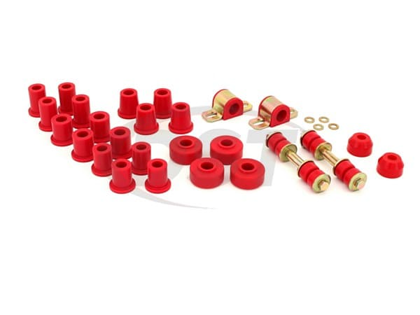 Complete Suspension Bushing Kit - Dodge/Mitsubishi Models