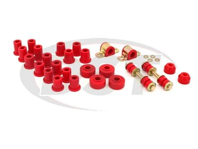Energy Suspension Bushing Kits for D50, Mighty Max