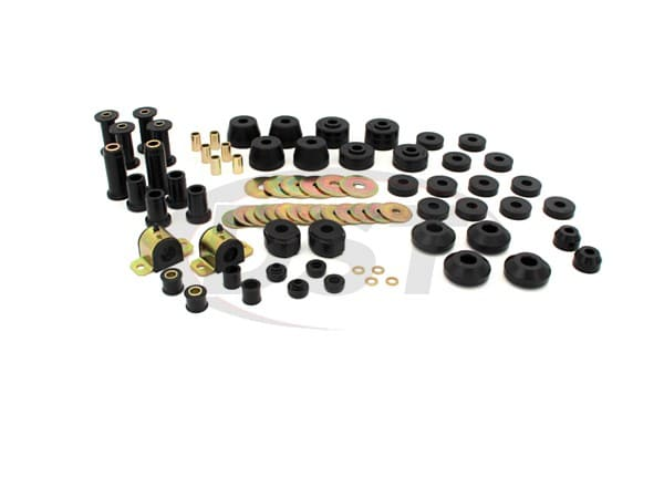 Complete Suspension Bushing Kit - Dodge Ramcharger 2WD 74-93