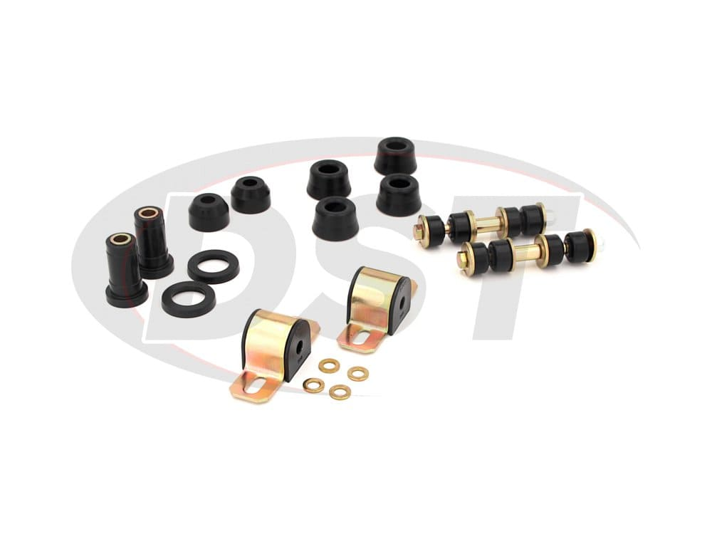 packagedeal149 Complete Suspension Bushing Kit - Toyota Corolla/GTS SR5 85-87