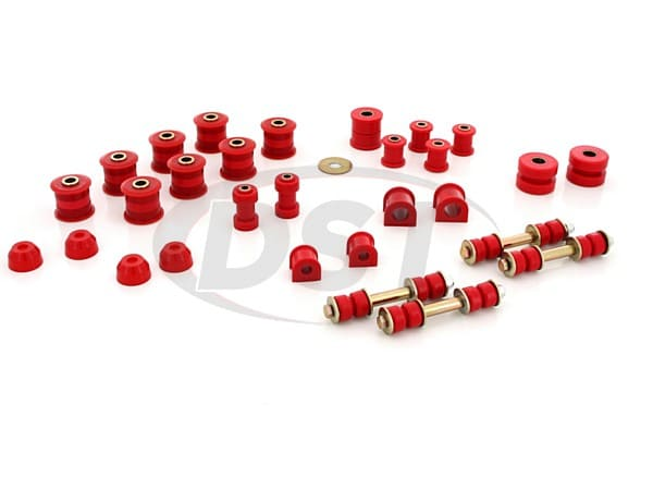 storemade003 Complete Suspension Bushing Kit - Mazda RX7 79-85