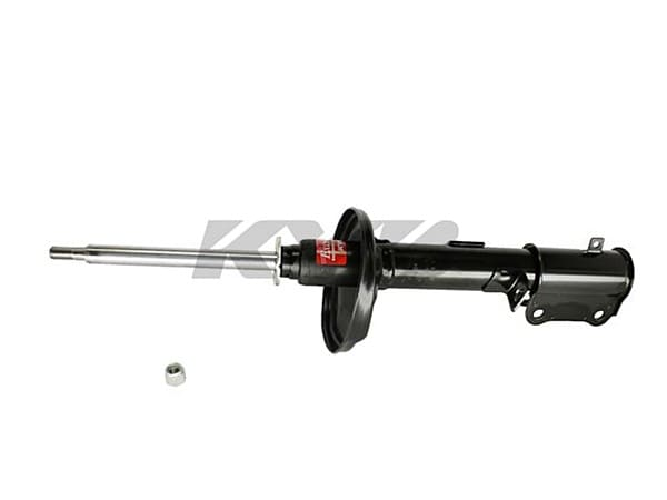 Rear Shock Assembly - Standard Replacement - Passenger Side - Non GTS Models
