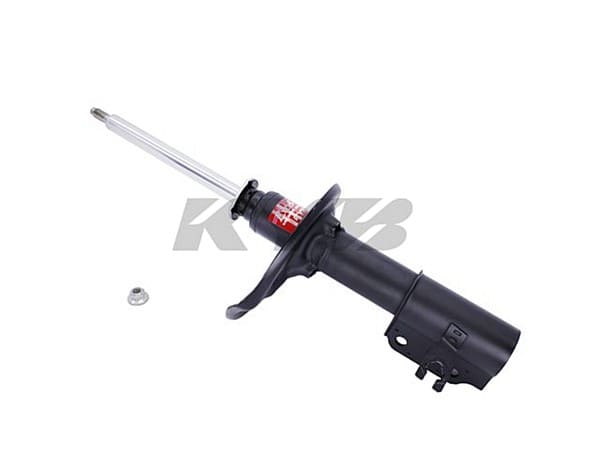 Front Shock Assembly - Passenger Side - Standard Replacement - Non ABS - Front Wheel Drive