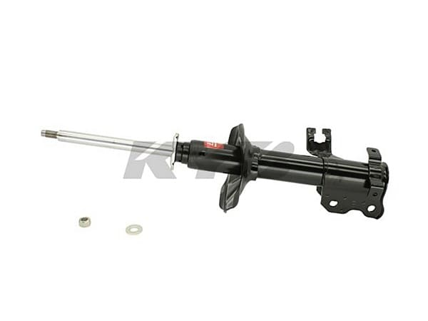Front Shock Assembly - Driver Side - Standard Replacement