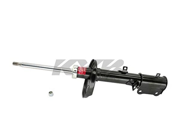 Rear Shock Assembly - Passenger Side - Standard Replacement
