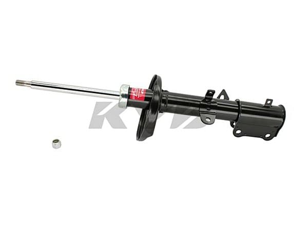 Rear Shock Assembly - Driver Side - Standard Replacement