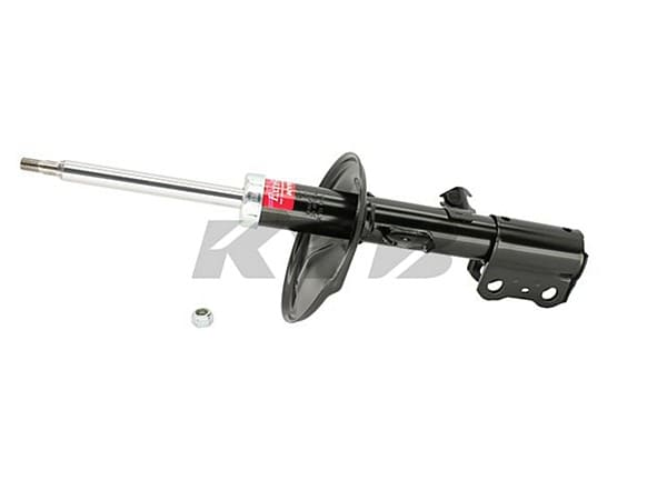 Front Shock Assembly - Standard Replacement - Driver Side
