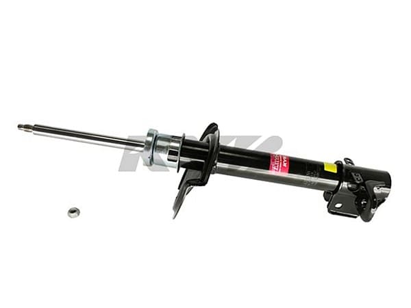 Rear Shock Assembly - Standard Replacement - Driver Side - Non SRT or RT