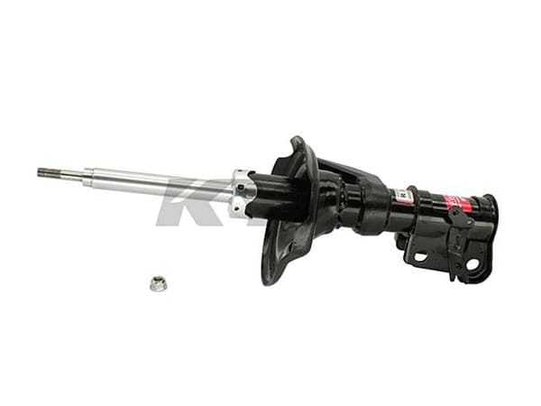 Front Shock Assembly - Standard Replacement - Passenger Side - Non Hybrid