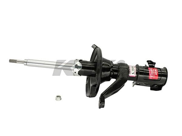 Front Shock Assembly - Standard Replacement - Driver Side - Non Hybrid