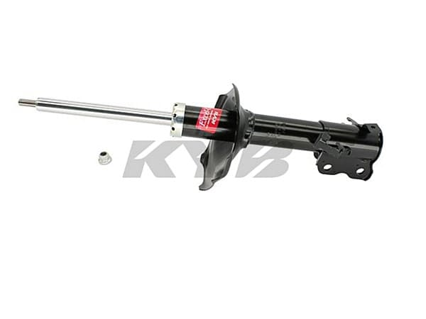 Front Shock Assembly - Standard Replacement - Passenger Side