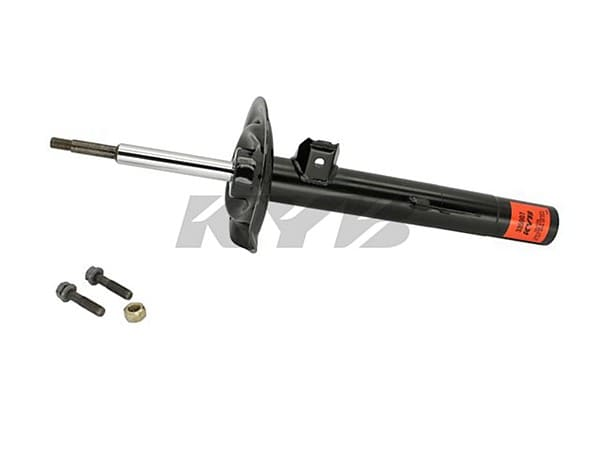 Front Shock Assembly - Standard Replacement - Driver Side - Non Level Control