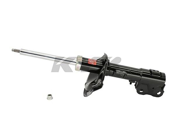 Front Shock Assembly - Standard Replacement - Driver Side - DE and ES Models
