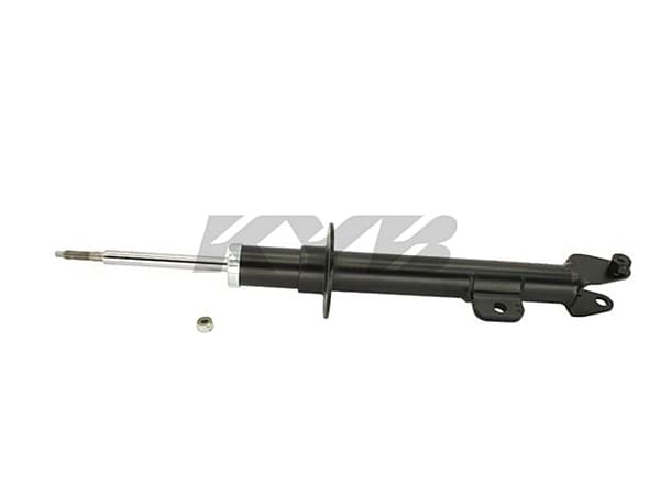 Front Shock Assembly - Standard Replacement - Driver Side - Rear Wheel Drive