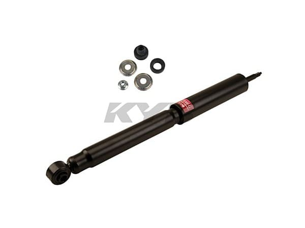 Rear Shock Assembly - Standard Replacement - Non Cobra or Mach 1