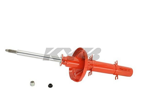 Front Shock Assembly - Adjustable