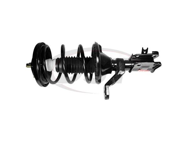 Front Passenger Side Suspension Strut and Coil Spring Assembly - Monroe Quick-Strut