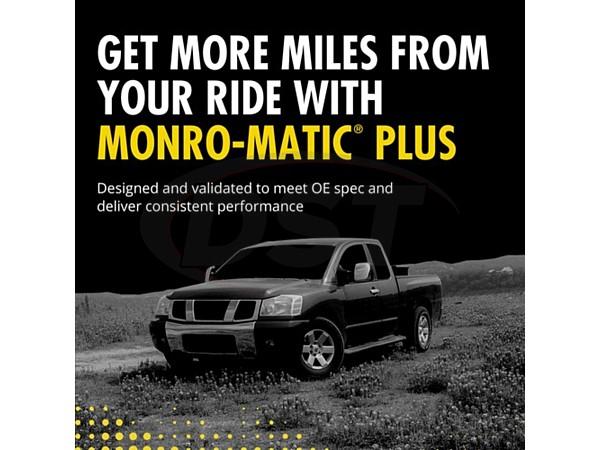 monroe-31000 Rear Shock Absorber - Monro-Matic Plus