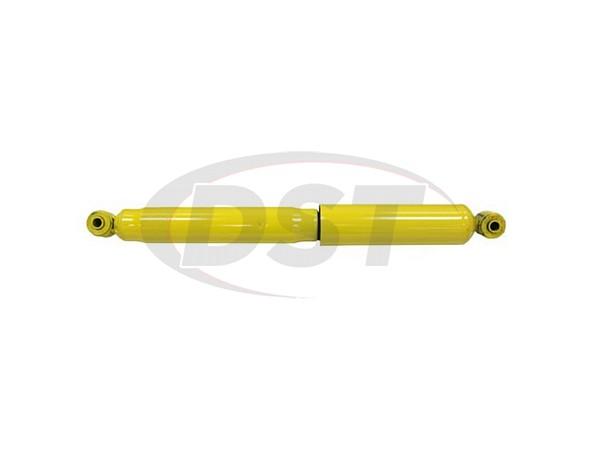 Rear Shock Absorber - Gas-Magnum