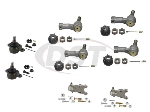 acur-slx-96-99-moog-front-end-rebuild-kit Front End Steering Rebuild Package Kit