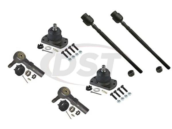 buic-regal-88-96-moog-front-end-rebuild-kit Front End Steering Rebuild Package Kit