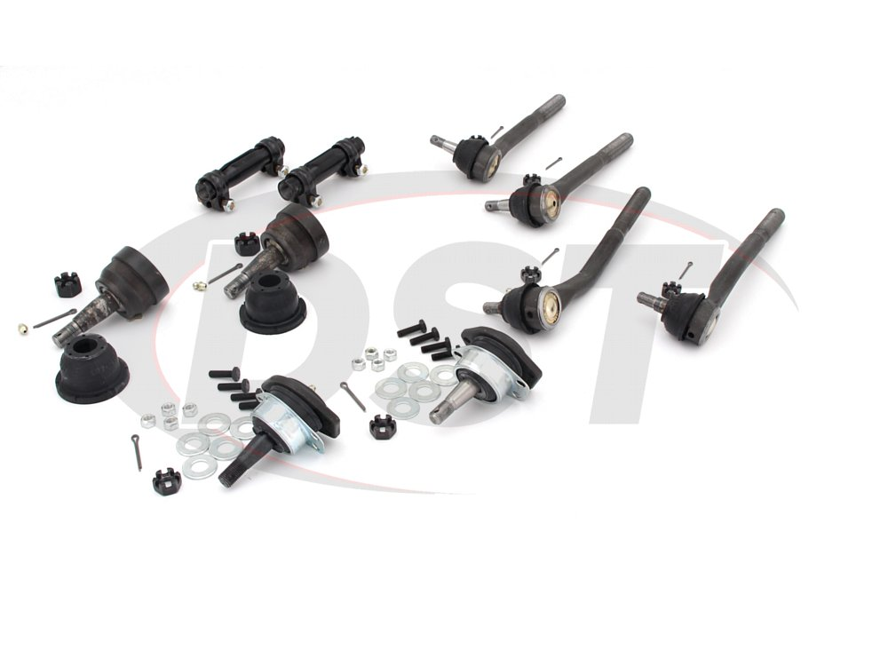 buic-skylark-75-77-moog-front-end-rebuild-kit Front End Steering Rebuild Package Kit
