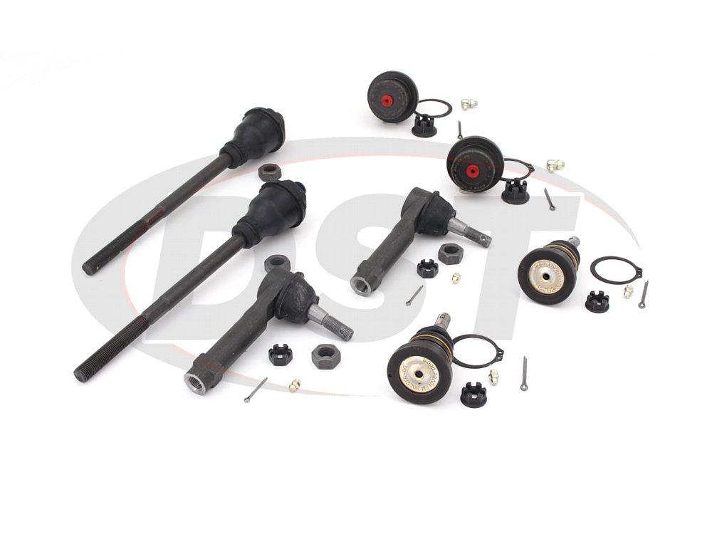 cadi-escalade-esv-03-06-moog-front-end-rebuild-kit Front End Steering Rebuild Package Kit