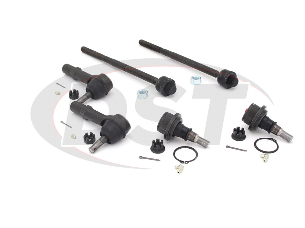 cadi-escalade-esv-07-14-moog-front-end-rebuild-kit Front End Steering Rebuild Package Kit