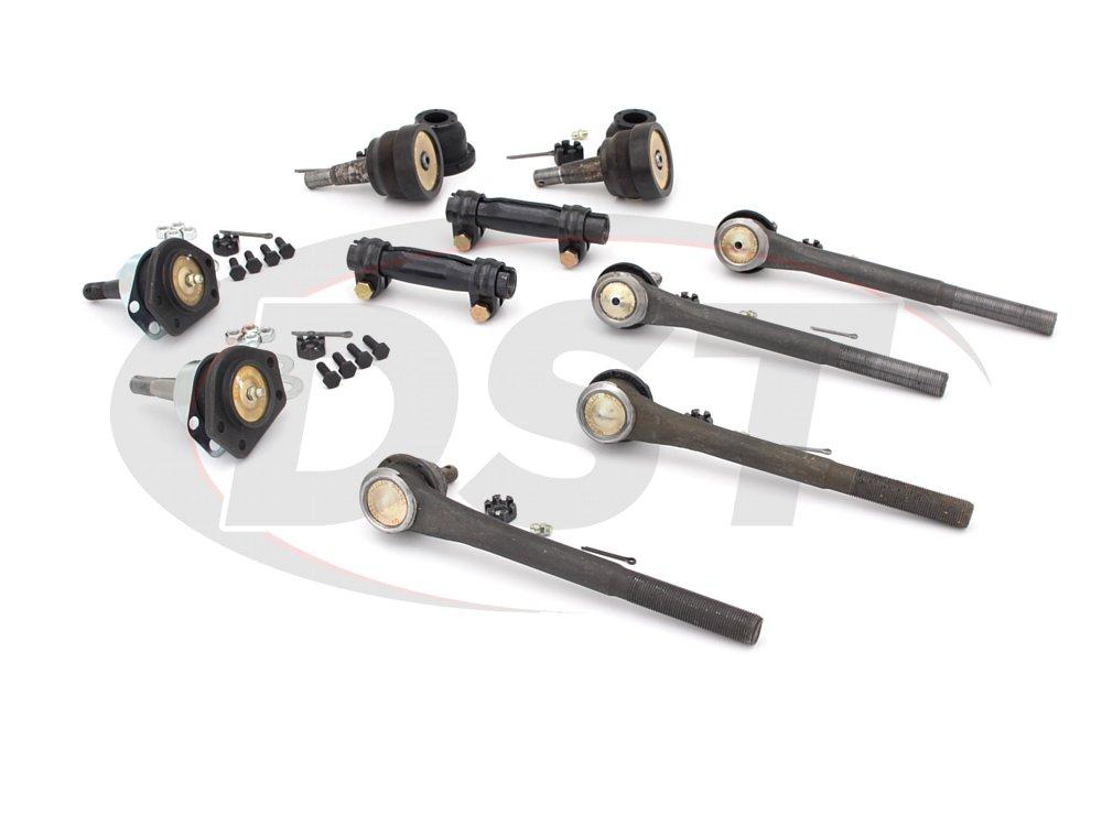 chev-chevelle-1973-moog-front-end-rebuild-kit Front End Steering Rebuild Package Kit