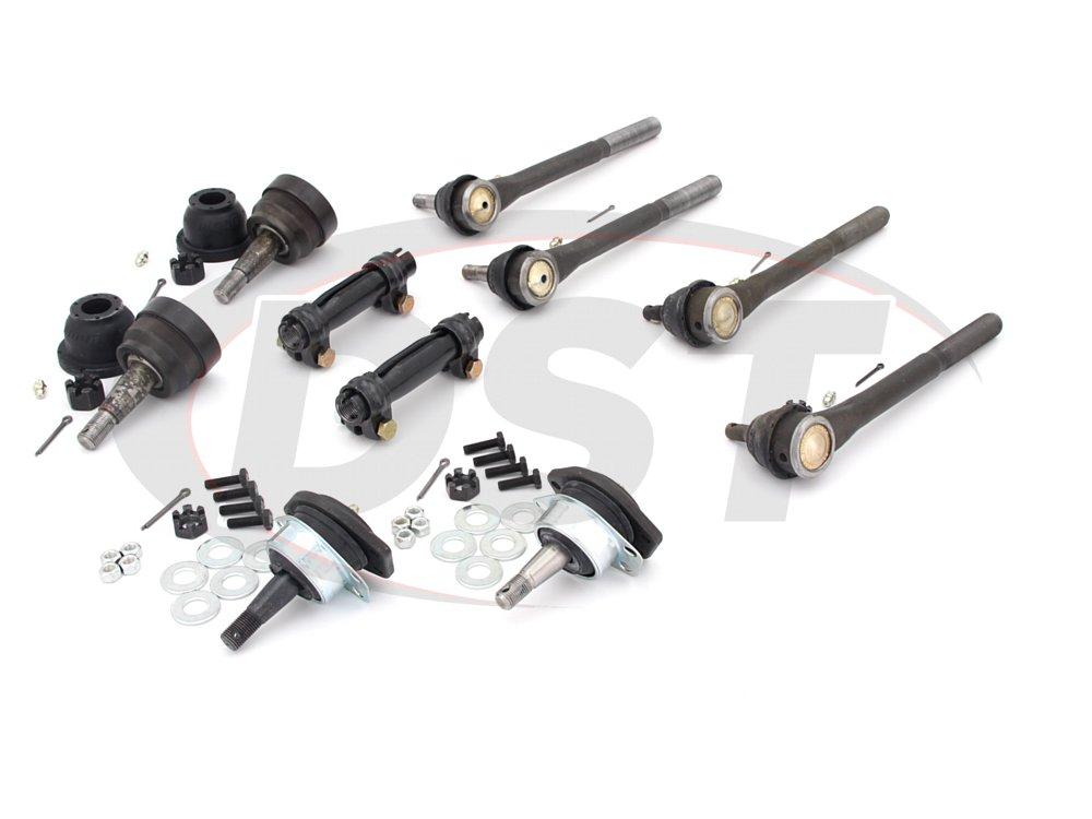 chev-monte-carlo-73-77-moog-front-end-rebuild-kit Front End Steering Rebuild Package Kit