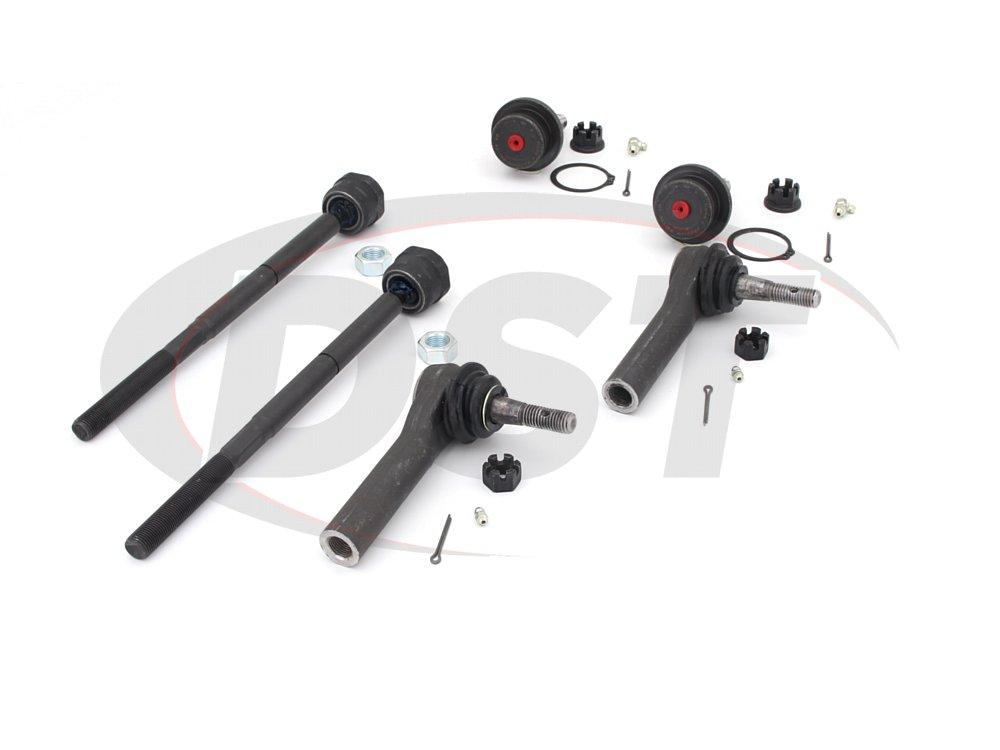 chev-silverado-1500-2016-moog-front-end-rebuild-kit Front End Steering Rebuild Package Kit