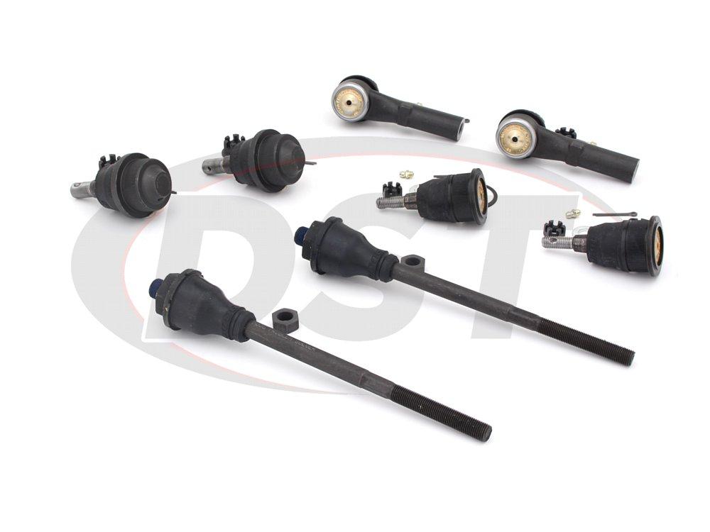 chev-silverado-1500-hd-classic-2007-moog-front-end-rebuild-kit Front End Steering Rebuild Package Kit
