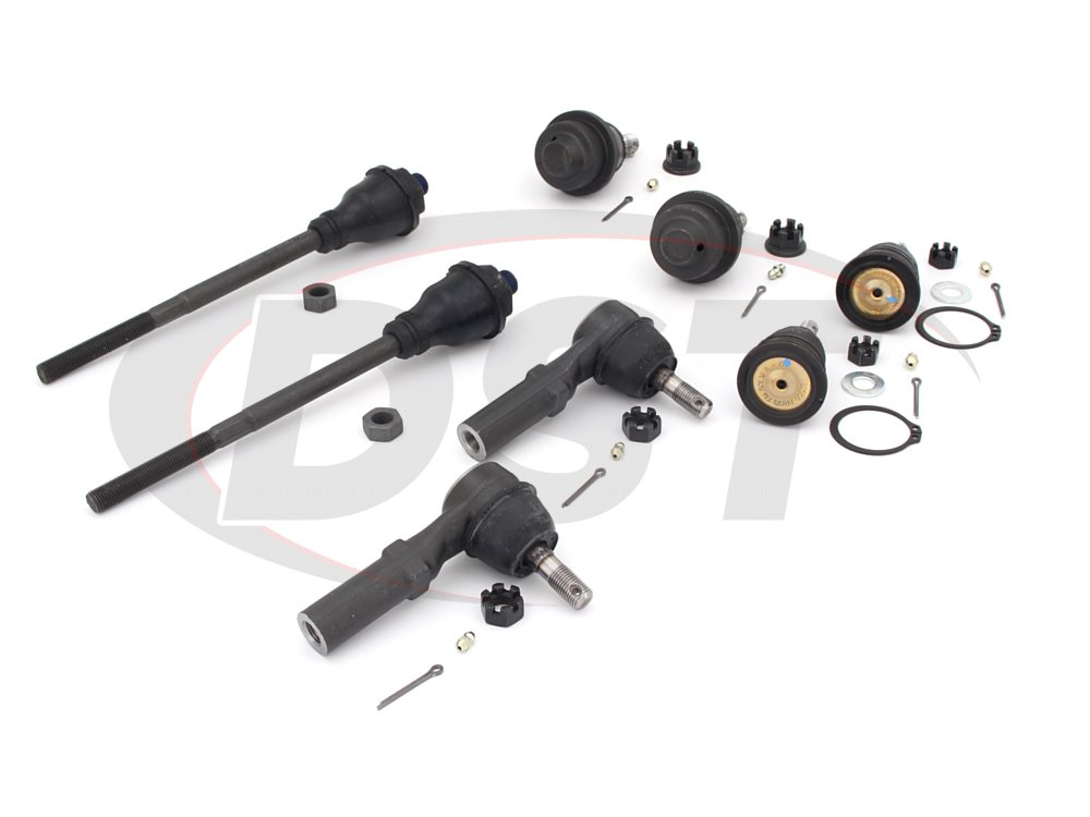 chev-silverado-3500-07-10-moog-front-end-rebuild-kit Front End Steering Rebuild Package Kit