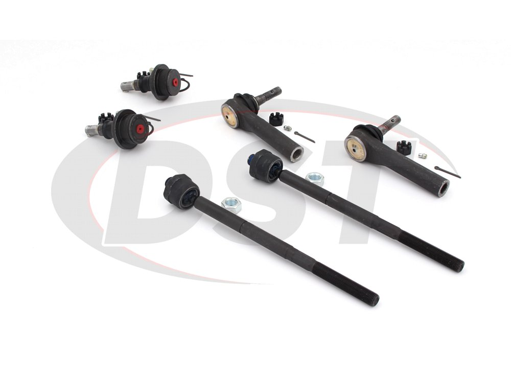 chev-suburban-15-16-moog-front-end-rebuild-kit Front End Steering Rebuild Package Kit