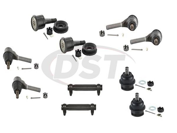 dodg-coronet-73-76-moog-front-end-rebuild-kit Front End Steering Rebuild Package Kit