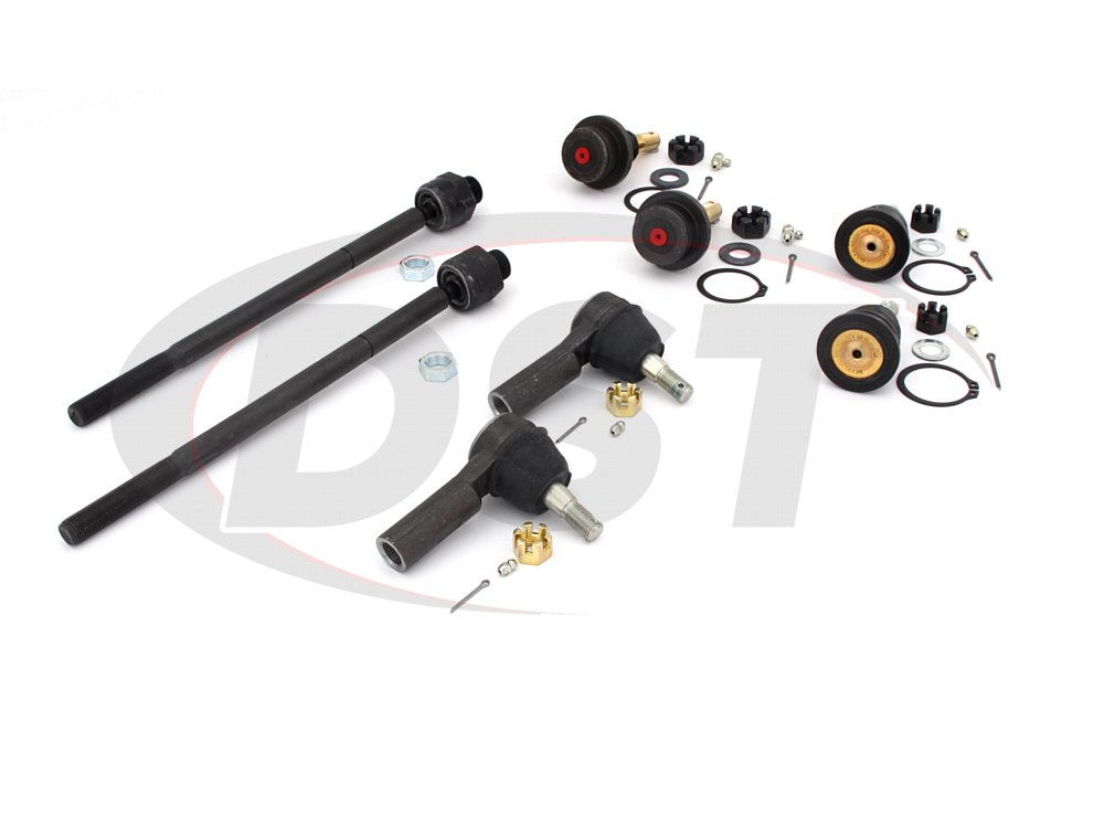 dodg-ram-1500-2wd-09-11-moog-front-end-rebuild-kit Front End Steering Rebuild Package Kit