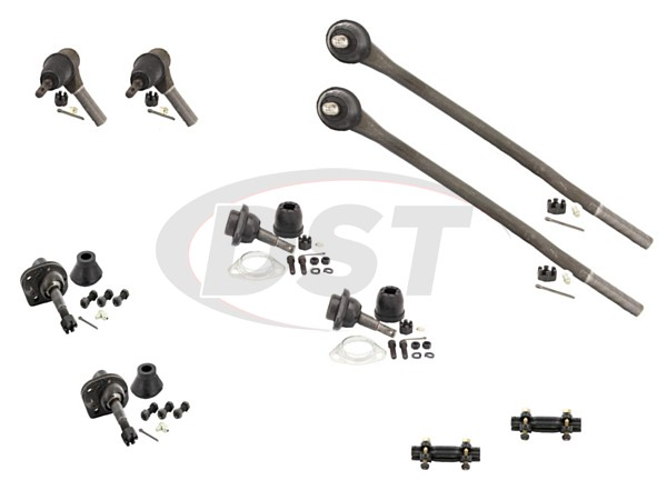 ford-country-squire-69-71-moog-front-end-rebuild-kit Front End Steering Rebuild Package Kit